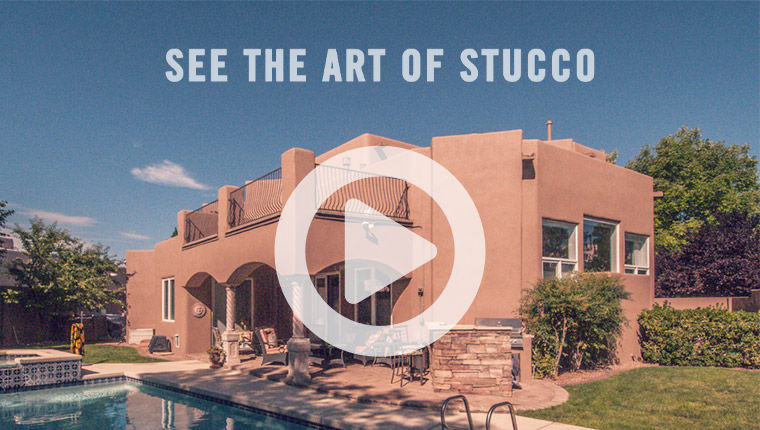 See the Art of Stucco